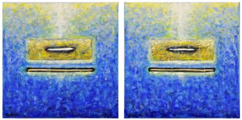 LUXIT- 2012 n13,14- each 50x50